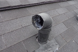 Periscope Dryer Vent