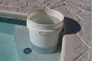 Pool Leak Or Evaporation Fort Worth Dallas Home Inspection